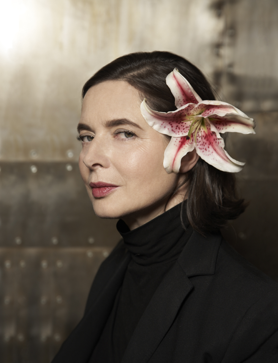 Isabella Rossellini by Nicolas Wagner