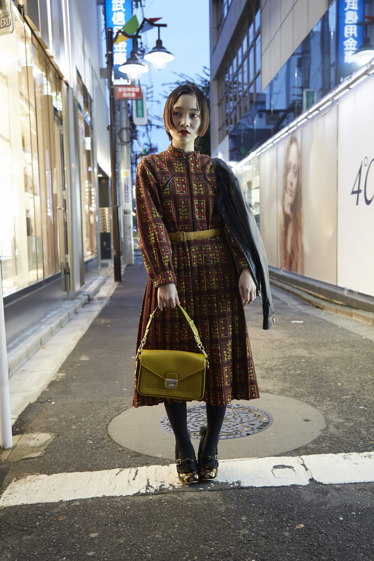 Longchamp Japan Campaign by Nicolas Wagner