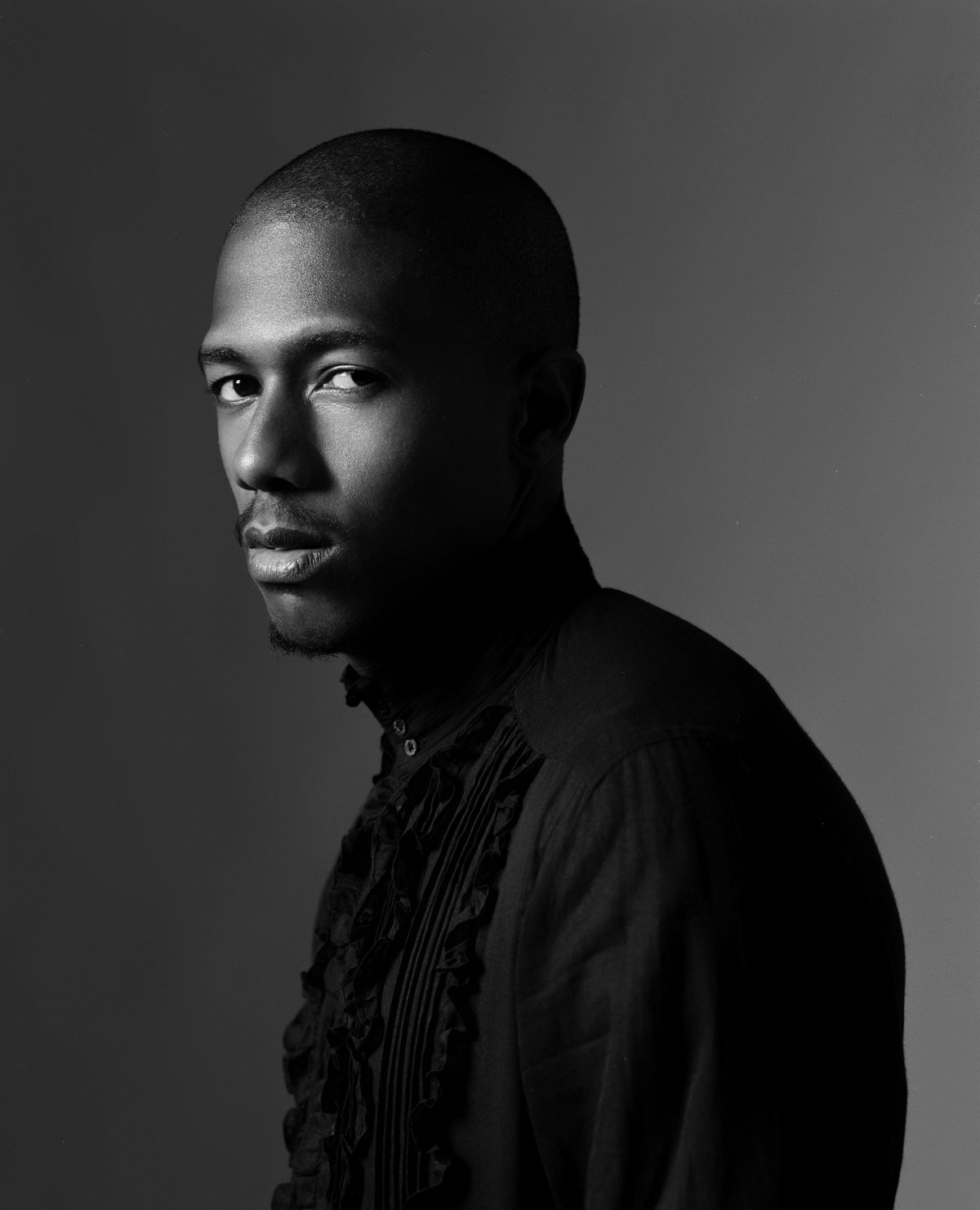 Nick Cannon by Nicolas Wagner